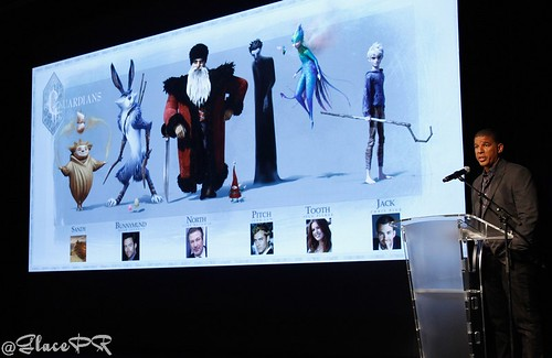"""Rise of the Guardians"" Q&A With Talent And Filmmakers - 65th Annual Cannes Film Festival by Glace Entertainment Public Relations"