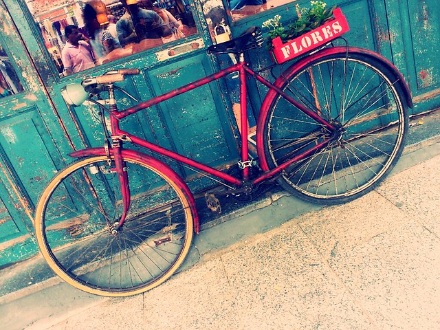vintage bike II