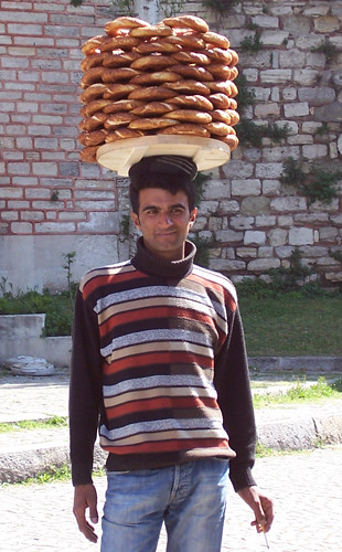bread vendor
