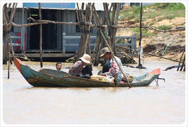 tonle sap fishing boat