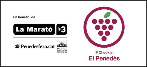 Poster Samarreta Solidària El Penedès 2012