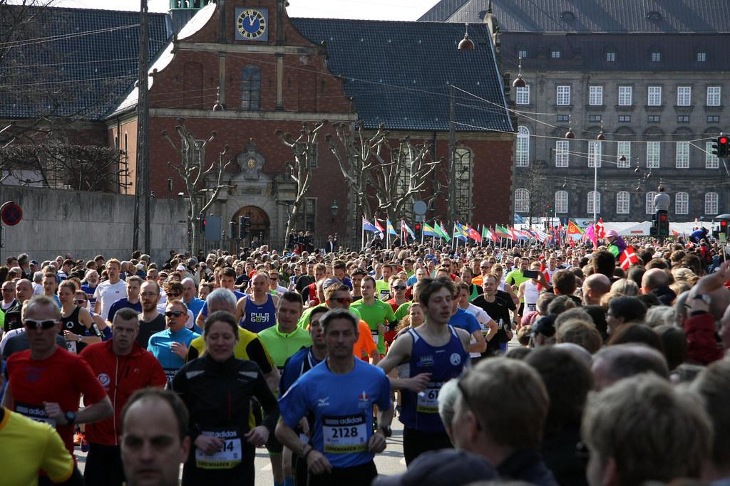 Copenhagen Half Marathon - Mass Race