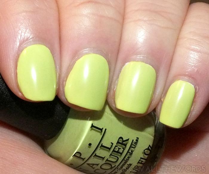 OPI Neons- Life Gave Me Lemons (3)