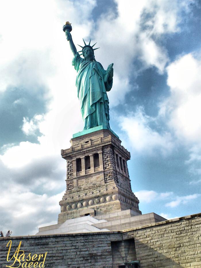 تقرير مصور عن رحلتي إلى أمريكا