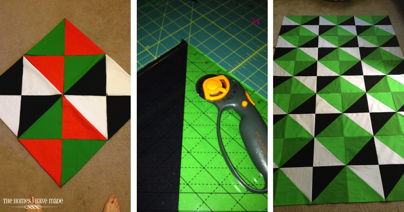 Henry's Green Quilt-006