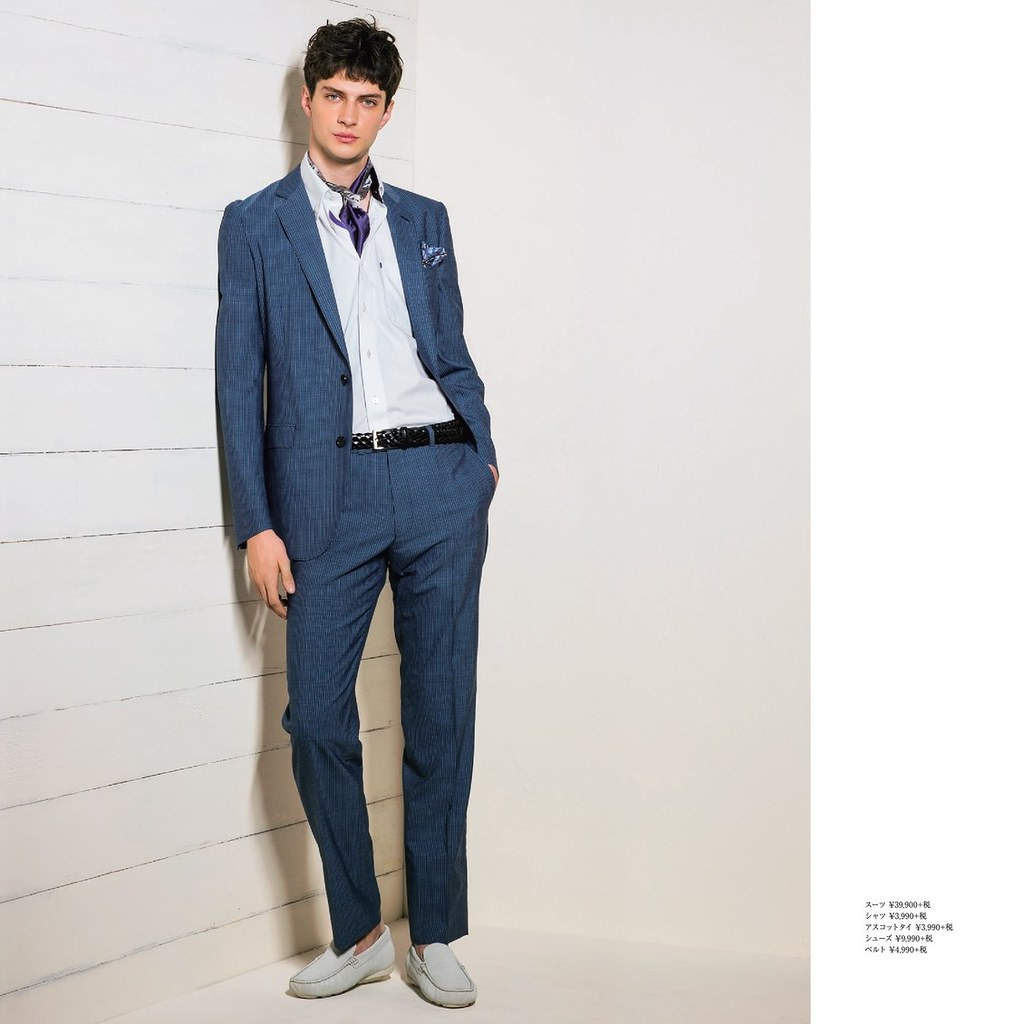 Matthew Bell0061_m.f.editorial 2014 SUMMER COLLECTION