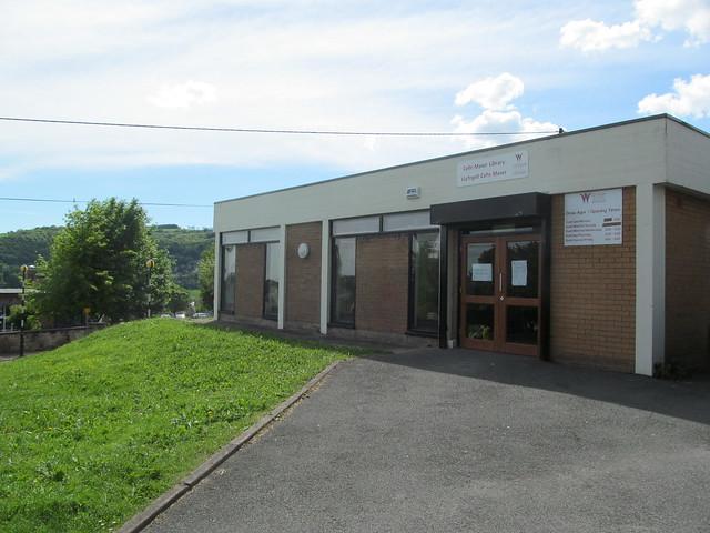 Cefn Mawr Library