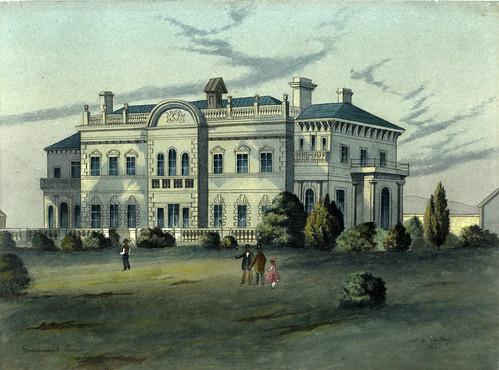 004- Casa de Gobierno de Auckland-Hatton, W. S., 1862, New Zealand-Museo Te PapaTongareva