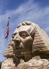 Joseph Smith Sculpture