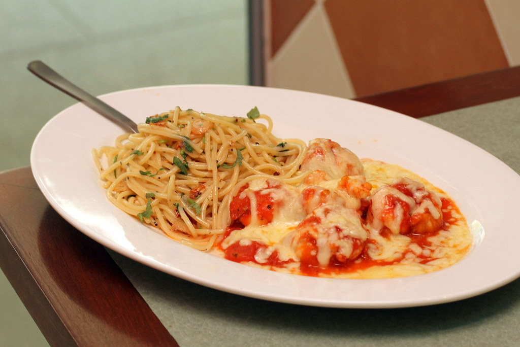 JEM Food Trail: Spageddies' Crayfish Parmigiana