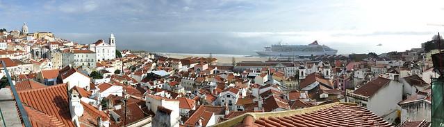Mirador de las Puertas del Sol - Lisboa - Portugal