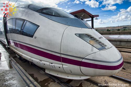 trem-bala na Espanha