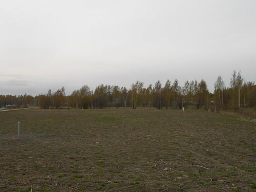 Peltonäkymä, Pohjois-Tapiola Espoo 28.4.2014