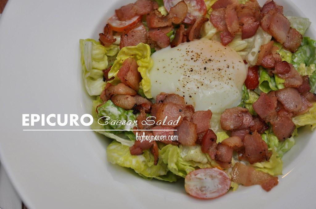 Epicuro Caesar Salad