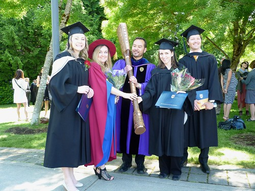 D2NA at MBA Grad!