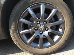 Vauxhall Wheel