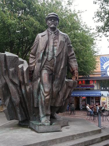 Lenin i Fremont