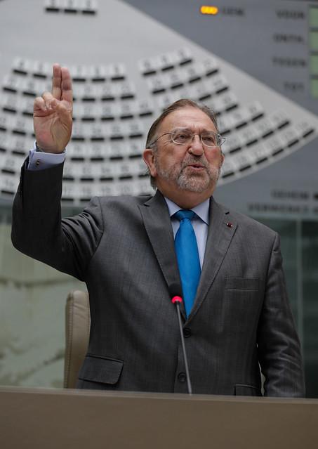Vlaamse Volksvertegenwoordigers - Eedaflegging 17 en 25 juni 2014