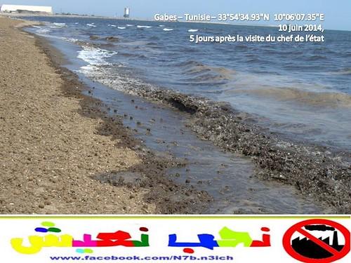 وطني Gabes: Industrial Pollution Choking Region(قابس: التلوث الصناعي يضيق الخناق 14465648334_f3a80dc5