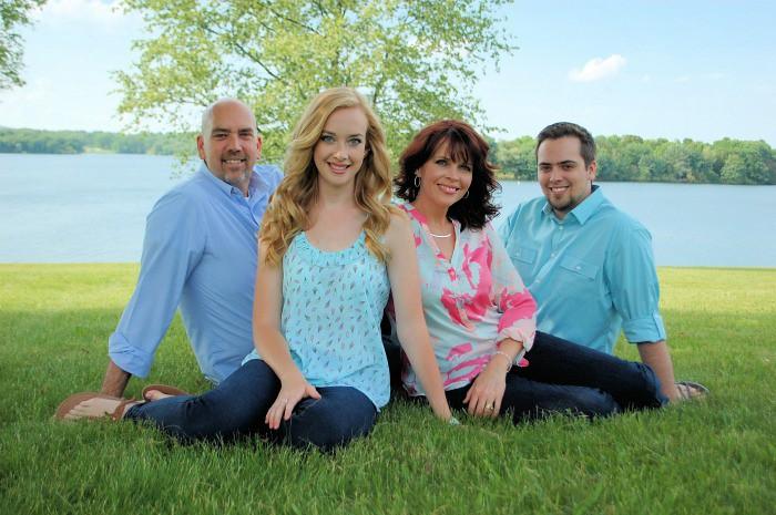 Leeper family 2013