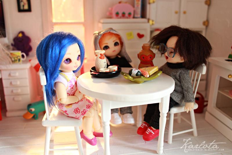 Tamika, Logan & Gideon