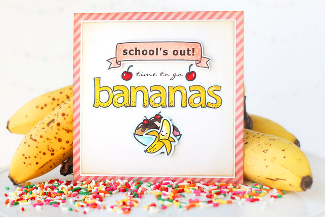 i m a banana and proud of it Like junior, i'm a proud southerner apparently, the combination of peanut butter,  mayonnaise, and bananas on white bread was a cheap,.
