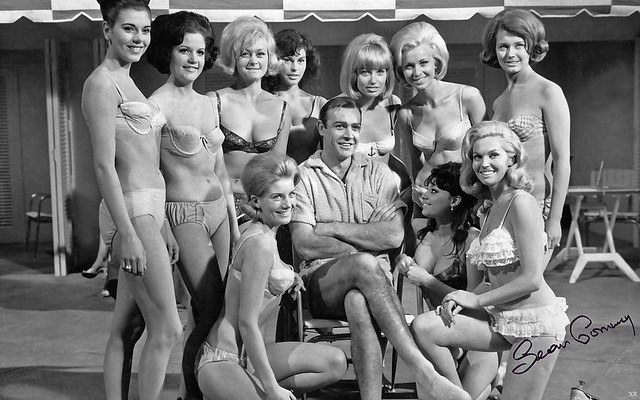 1964 ...James and his Harem