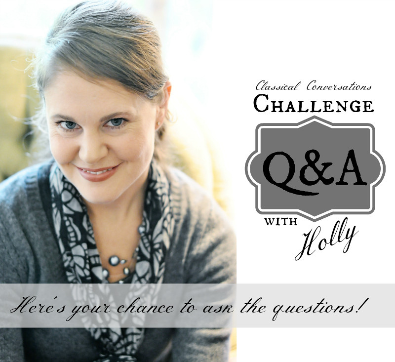 Holly CC Challenge Ask Qs