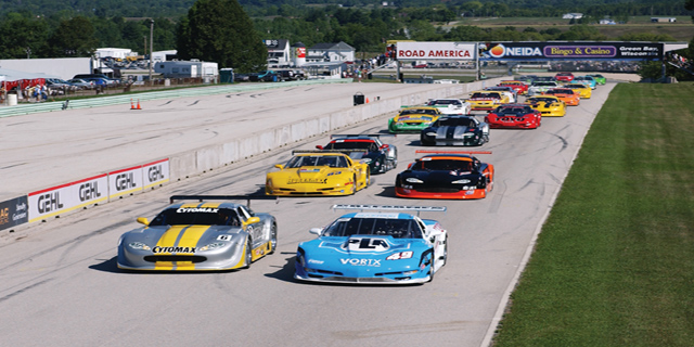 Road America Wisconsin