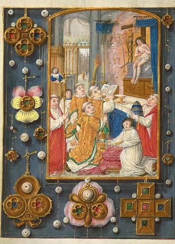 007-Libro de horas de Aussem-Art Walters Museum Ms. W.437