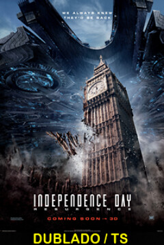 Assistir Independence Day O Ressurgimento Dublado