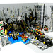 LEGO Batcave MOC (Left View)
