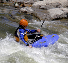 rafting(0.0), sports(1.0), rapid(1.0), river(1.0), recreation(1.0), outdoor recreation(1.0), boating(1.0), extreme sport(1.0), water sport(1.0), whitewater kayaking(1.0), boat(1.0),