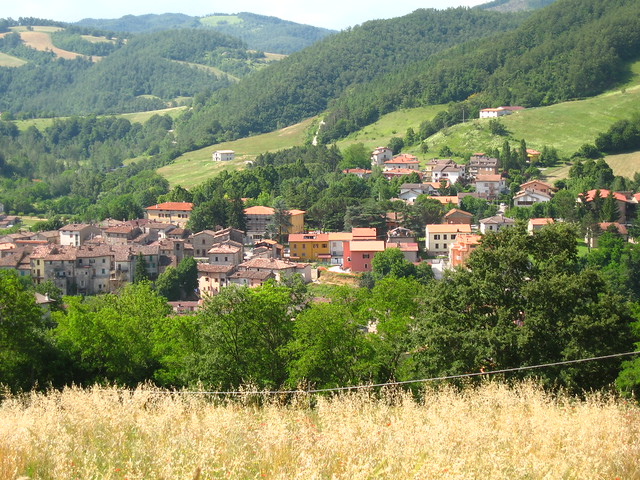 Apecchio, Le Marche
