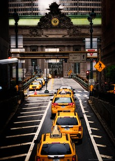 New York City - Taxi!