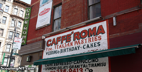 0027a - Cafe Roma 385 Broome Street