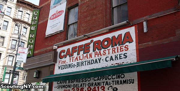 0027a - Cafe Roma 385 Broome Street