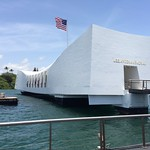 Denkmal USS Arizona.