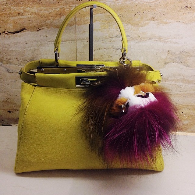 bbaee4d2cd Bag within a bag.  fendi - Download Photo - Photo Search Engine