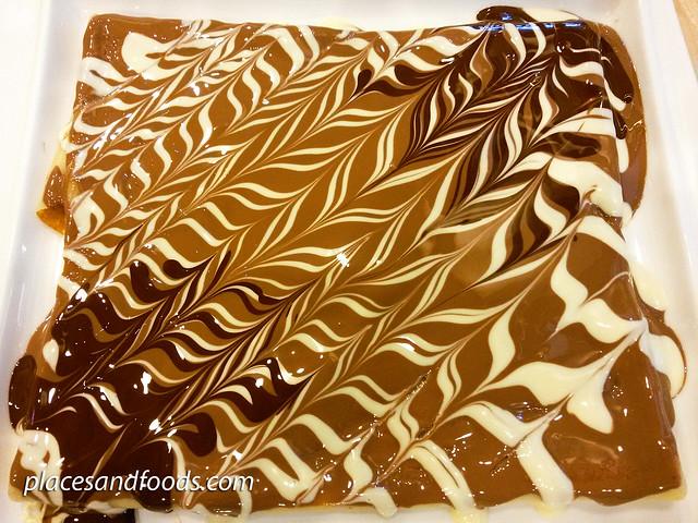 salon du chocolat publika chocolate crepe