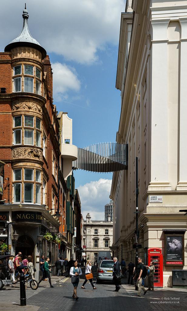Royal Ballet School: Bridge of Aspiration