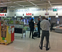Ica Karlsson Svedala TV reportage 20140520_1