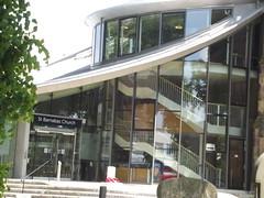St Barnabas' Church - High Street, Erdington - spiral staircase