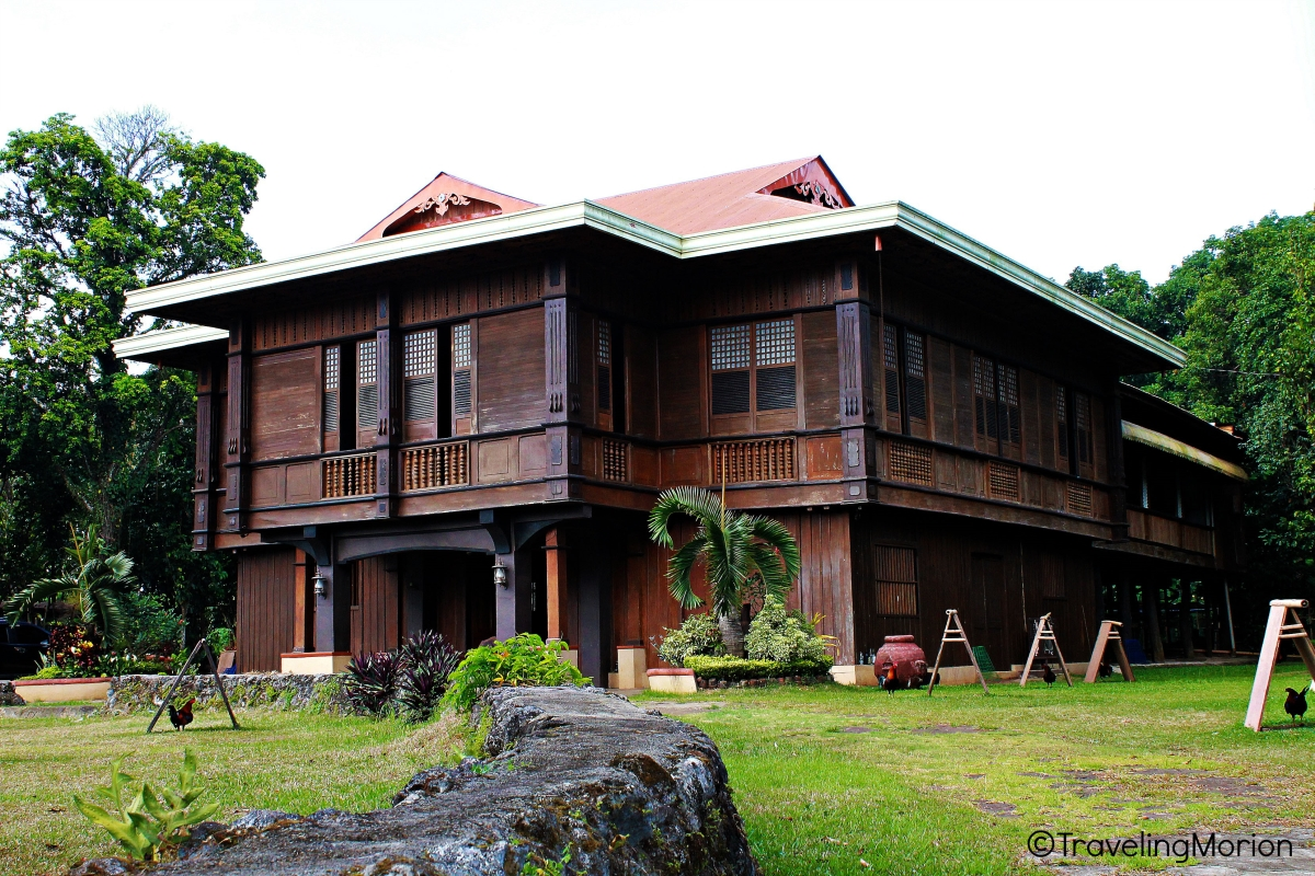 Lagbas Ancestral House