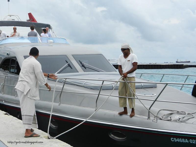 """Вот такие """"Пираты"""" на Мальдивах есть"""