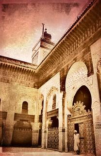 Fes Morocco .. 1987