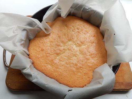 бисквит готов