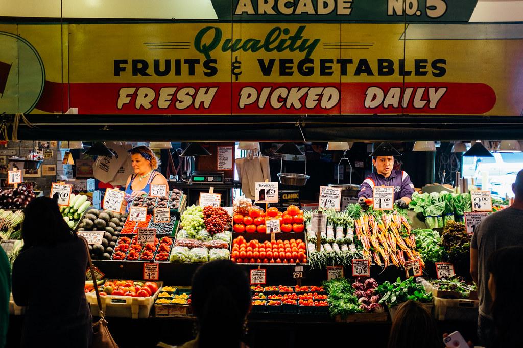 Pike Place Market June 03