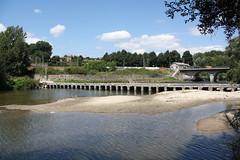 Ponte das Taipas em Caldas das Taipas, Guimarães
