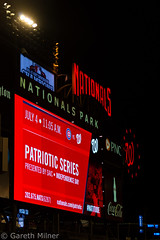 Nationals Park Display